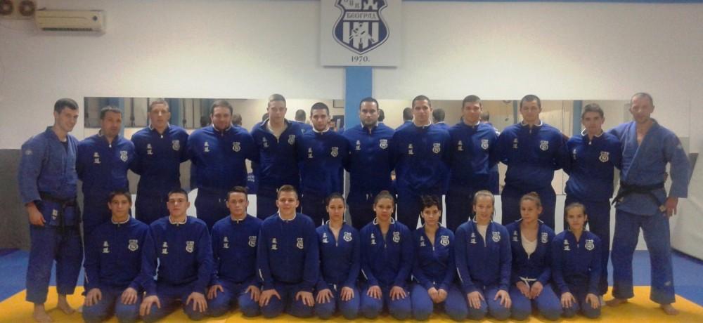 OJK Beograd ekipa